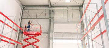 Wörrstadt warehouse facility