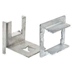 Adapter for mounting base for flat roof installation