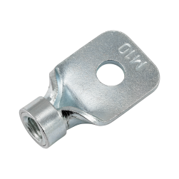 Hanger sockets with inner thread and reinforcement ring