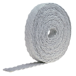 Ceramic fabric tapes