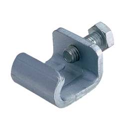 Duct joint clamps