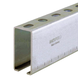 MPC-Support channels 40/80/3.0 | 6000 mm | hot-dip galvanised
