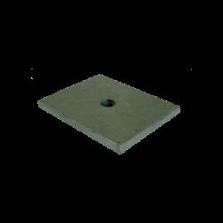 MPT-Retaining plate Q50-2.5, Q80-2,0, Q100-2.5, Q100-3.5, Q150-2.5