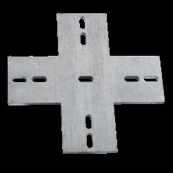 MPT-Cross plate Q100-2.5, Q100-3.5