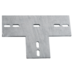MPT-Angle- and T-connection plates