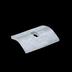 MPT-Steel beam adaptor plates