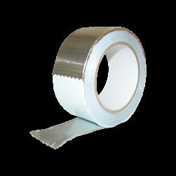 Pure aluminium self-adhesive tapes