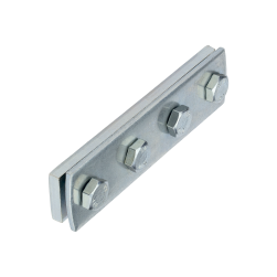 MPR-Channel connectors  | galvanised