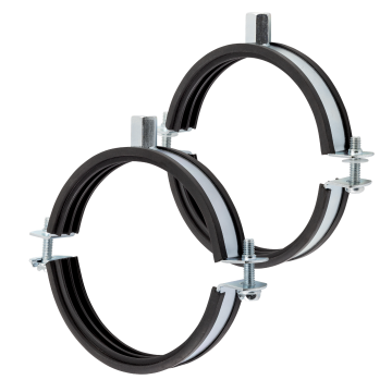 Duct clamps TypeC and TypeS