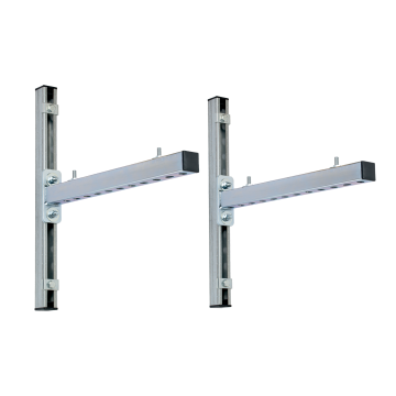 MPC-Wall hanger supports