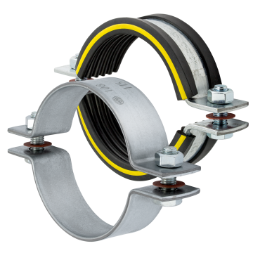 STATO® clamp, two-piece