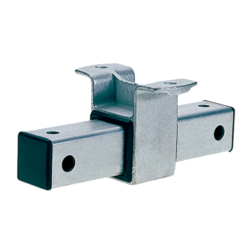 Box-section heavy slide guide 7.8 kN